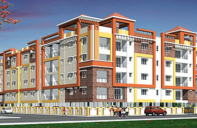 Duplex Apartments in Vijayawada,